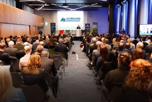 All Ireland Summit, Business Networking, Awards Dublin Ireland