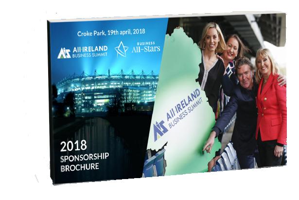 All Ireland Business Summit 2018 Sponsorship Brochure