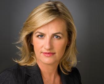 Marina Bleahen at All Ireland Business Summit, Dublin