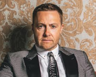 Keith Barry at All Ireland Business Summit, Dublin
