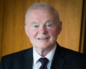 John Teeling at All Ireland Business Summit, Dublin