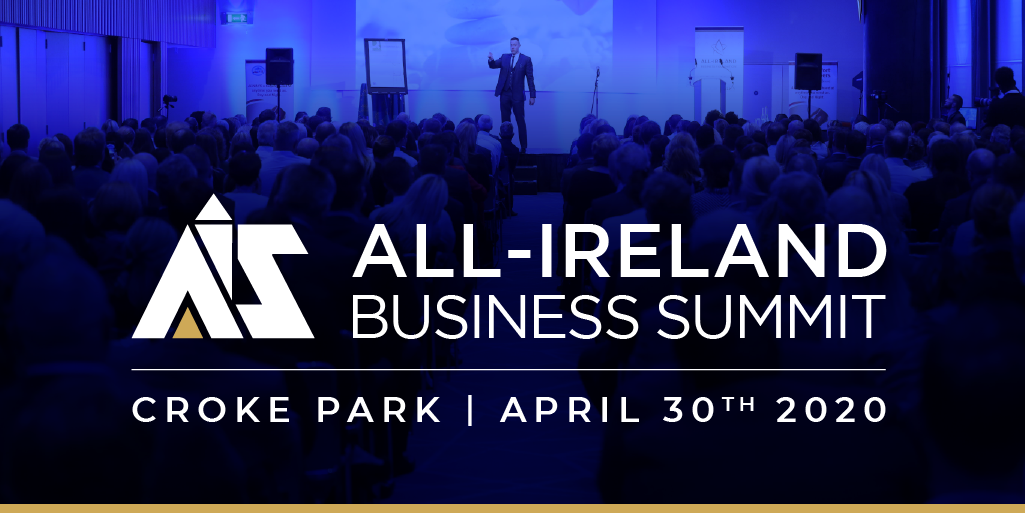 All-Ireland Business Summit | May 2nd 2019 | Dublin
