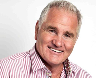 Brent Pope - Rugby Analyst & Journalist at RTE, Founder POPE Shirts, POPE shoes, Mental health advocate