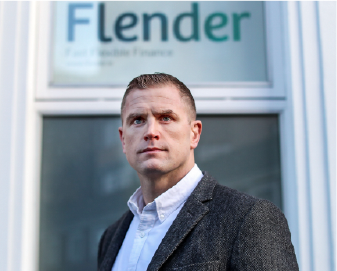 Jamie Heaslip - Former Irish Rugby International and British & Irish Lion Head, Head of Brand Marketing,Flender